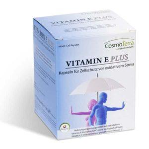 Vitamin E Kapseln