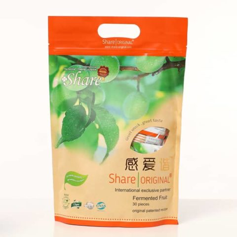 Share Pflaume / Share Frucht