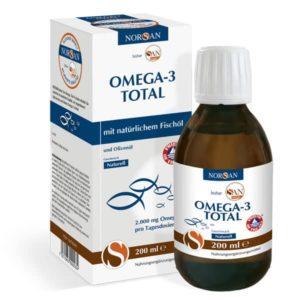 Nährstoff Vital Graz Norsan Omega 3 Total