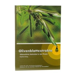 Buch Olivenblattextrakt Robert Franz Nährstoff Vital