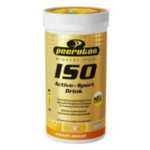 Iso Active Sport orange Nährstoff Vital
