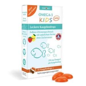 Omega3 Kids Jelly Nährstoff-Vital