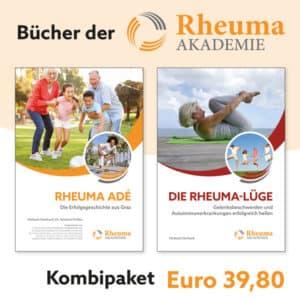 Rheuma Akademie Bücher Kombipaket