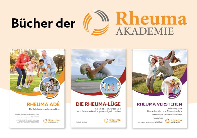 Bücher der Rheuma Akademie