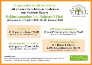 Vitaminreich durch den Winter